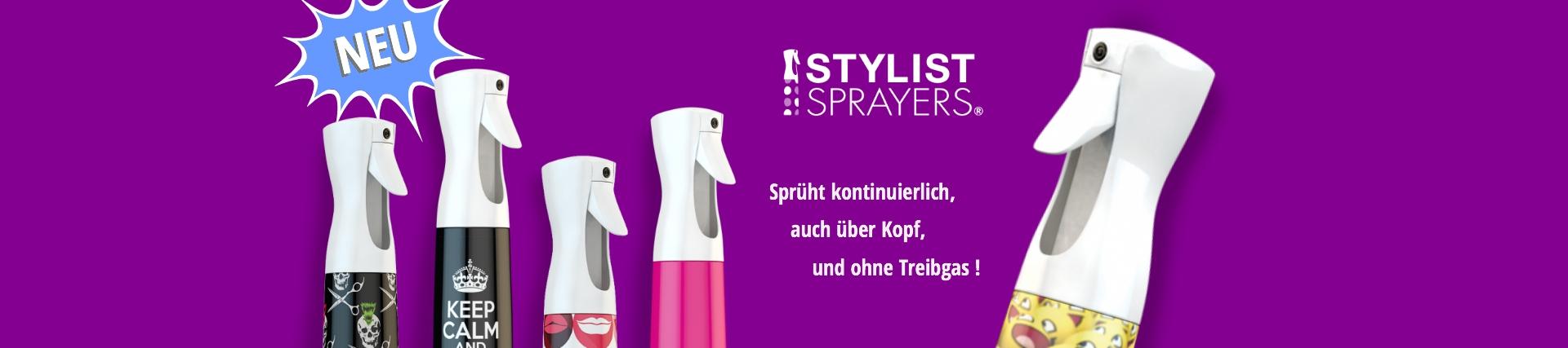 Stylist Sprayers - NEU aus den USA !!