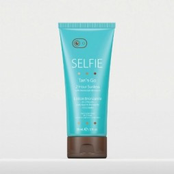 Selfie Tan'n Go - 2 Hour Sunless Lotion with Immediate Bronzers