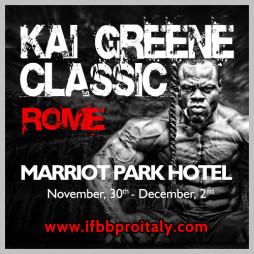 KaiGreene_Classic (November2018)