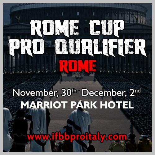 RomeCup_ProQualifier (November2018)
